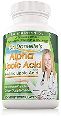Vegan ALA R-Fraction Alpha Lipoic Acid