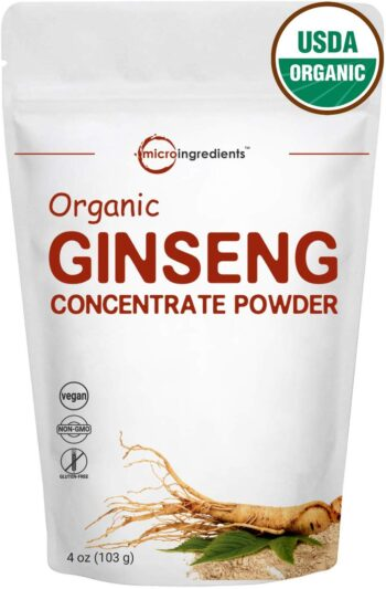 Vegan Friendly Ginseng